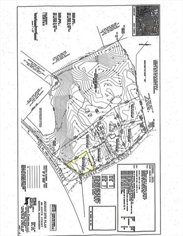1-2 Map 72 South Street Kingston MA 02364