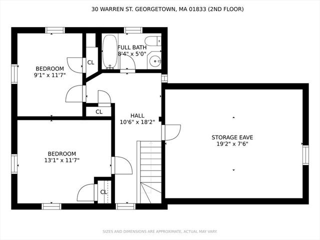 30 Warren Street Georgetown MA 01833