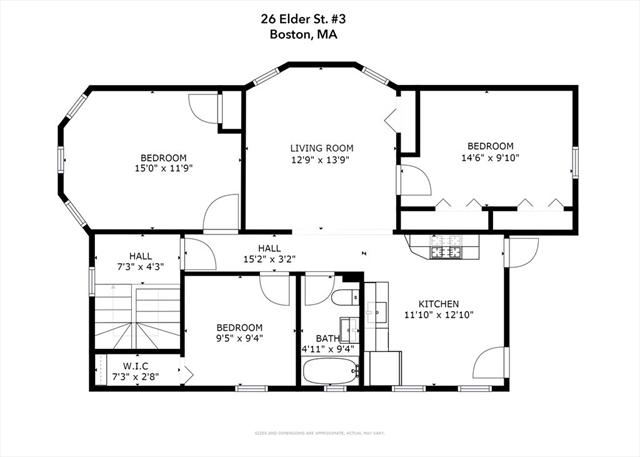 26 Elder Street Boston MA 02125