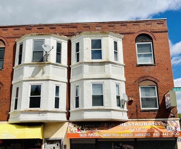 168 Blue Hill Avenue Boston MA 02119