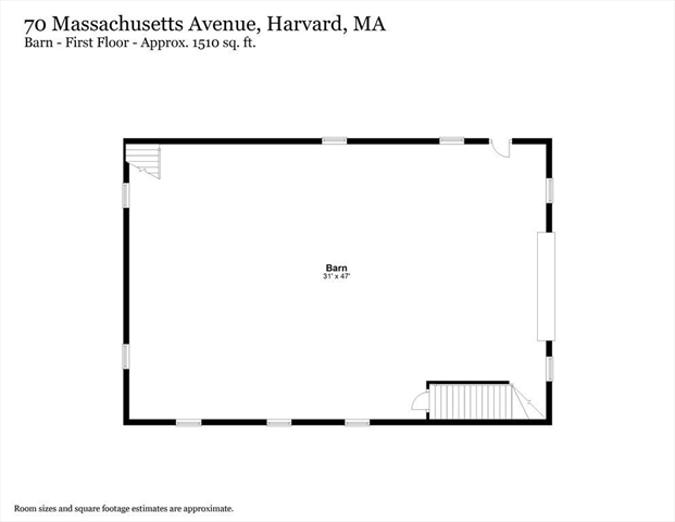 70 Massachusetts Avenue Harvard MA 01451