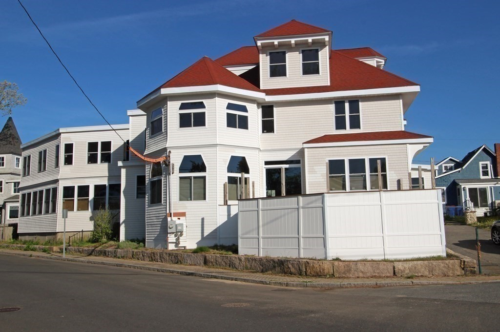 Located in the heart of Onset Village with panoramic views of Onset Bay & Onset Beach from this 6200 sq ft building.  Property is currently gutted with new windows, siding, roof and composite deck.  Many possibilities for this premier location!   Not in a flood zone.  Please do not walk property without an appointment.