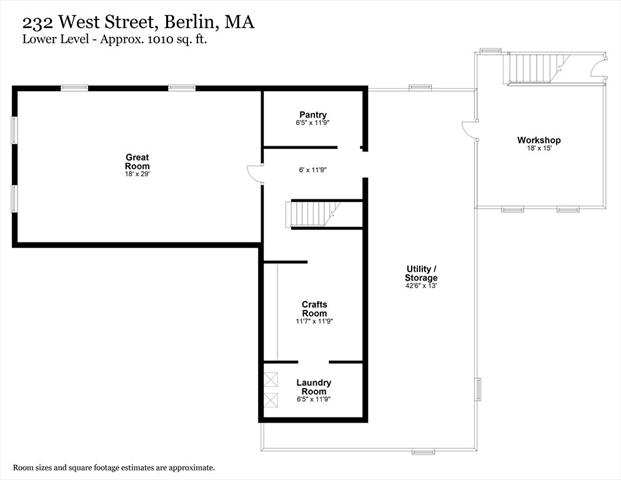 232 West Street Berlin MA 01503
