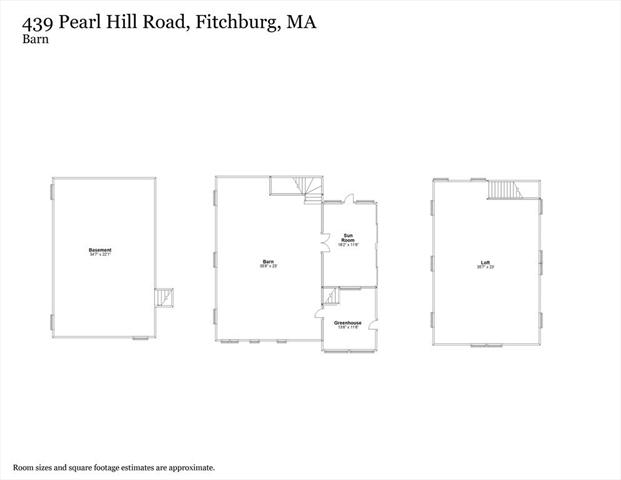 439 Pearl Hill Road Fitchburg MA 01420