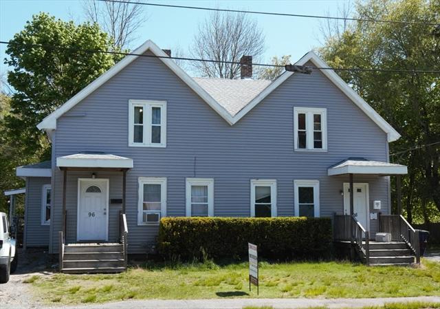 96-98 Maple Avenue Bridgewater MA 02324