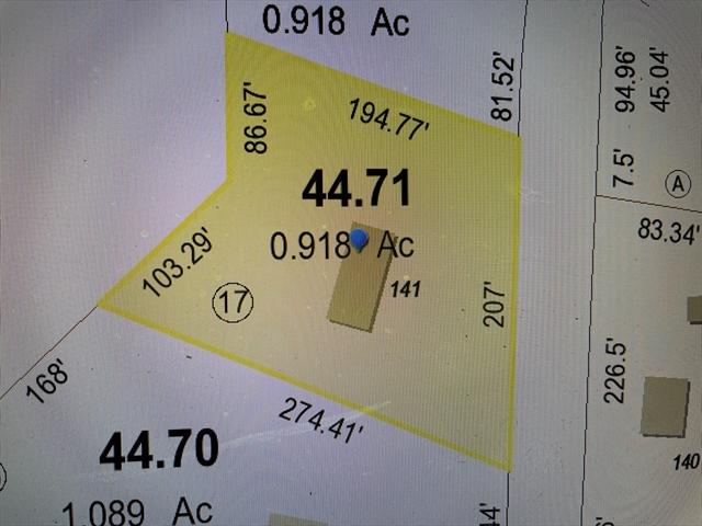 141 Oakridge Drive Belchertown MA 01007