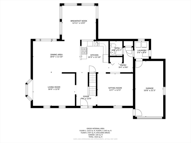 116 Whitford Circle Marshfield MA 02050