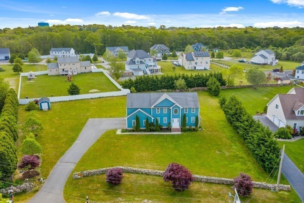 Gorgeous New England Colonial with four large bedrooms, hardwood floors, and just under an acre of beautifully maintained yard. This incredible home is located minutes away from Dartmouth's wonderful beaches, shops, restaurants, nature trails, and Buttonwood Park Zoo. With a two-car garage, full basement, back deck, detached shed, and amazing dining and entertaining spaces, it is the perfect opportunity for your next chapter and for you to enjoy making memories in this beautiful home...