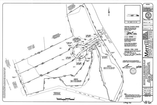 6A (Lot 3) Feeley Lane Hingham MA 02043
