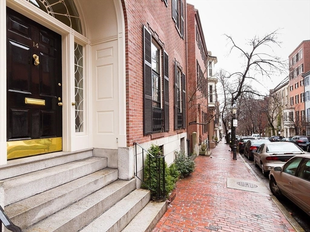 14 Chestnut Street Boston MA 02108