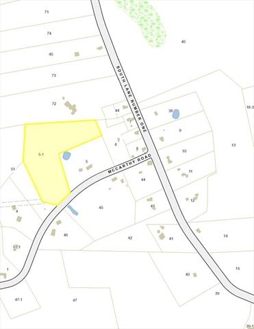 Mccarthy Road Granville MA 01034