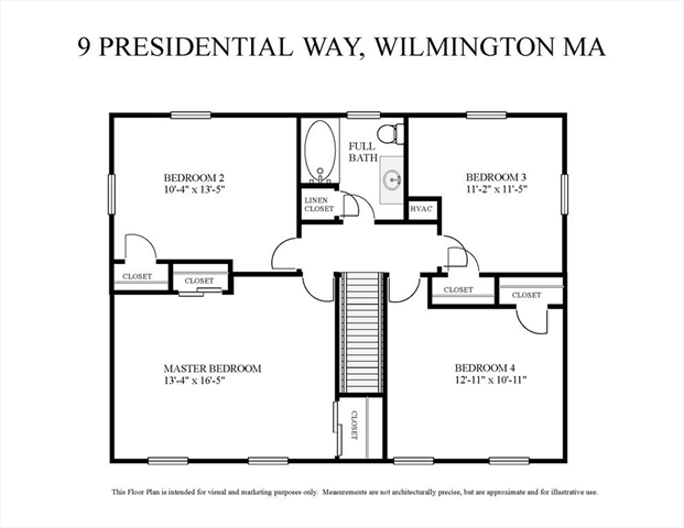 9 Presidential Drive Wilmington MA 01887