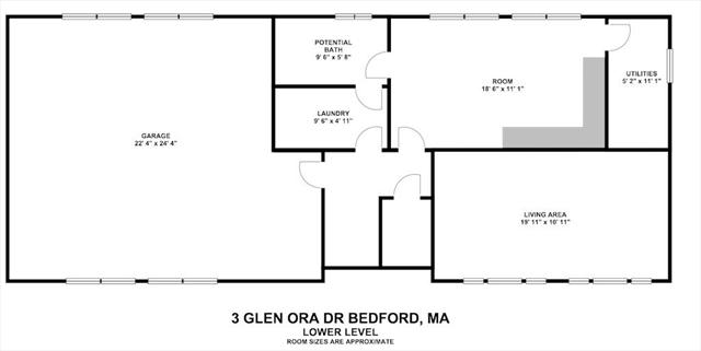3 Glen Ora Drive Bedford MA 01730