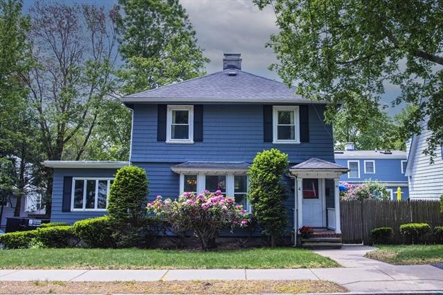 80 Eliot Avenue Newton MA 02465