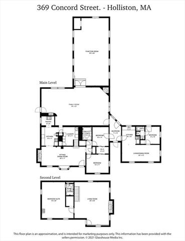 369 Concord Street Holliston MA 01746