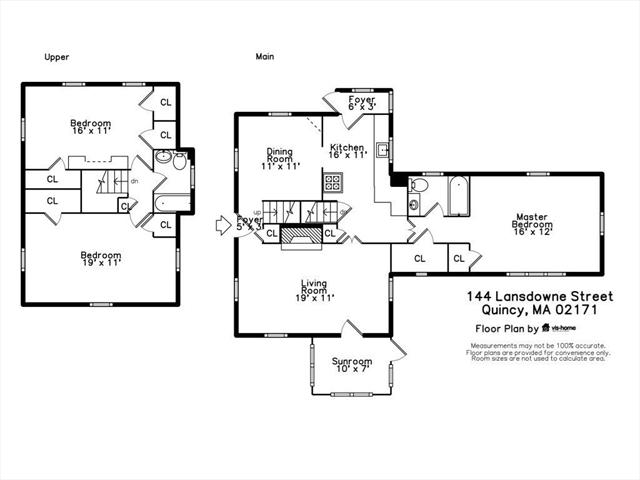 144 Lansdowne Street Quincy MA 02171