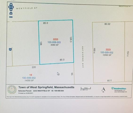 2233 Westfield Street West Springfield MA 01089