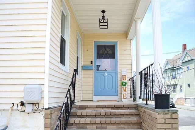 8 Sears Street New Bedford MA 02740
