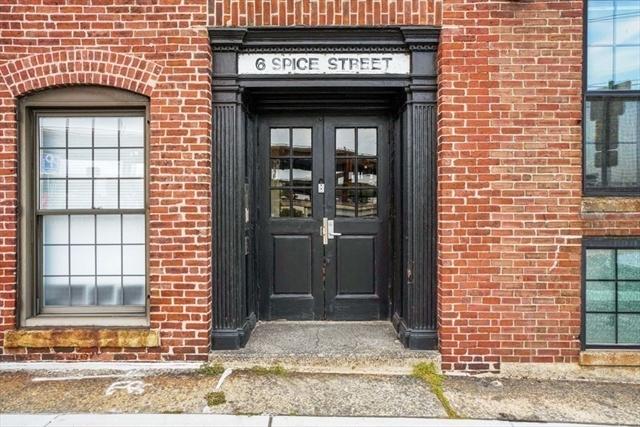 6 Spice Street Boston MA 02129