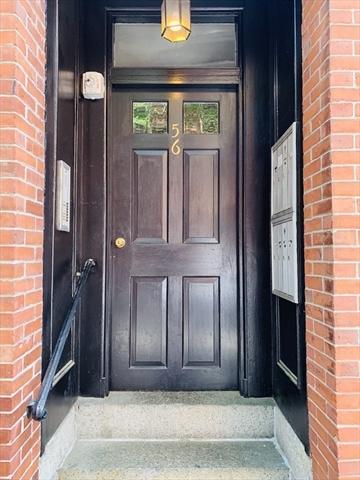 56 Gray Street Boston MA 02116