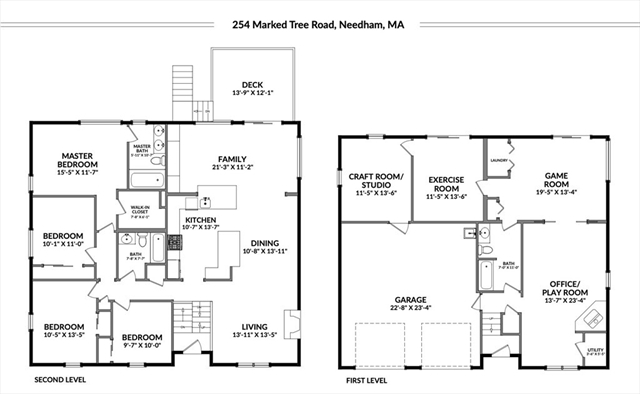 254 Marked Tree Road Needham MA 02492