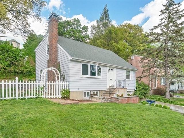66 Potomac Street Boston MA 02132