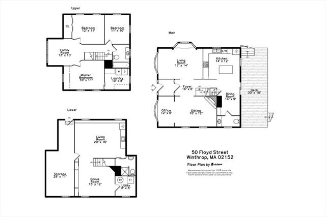 50 Floyd Street Winthrop MA 02152