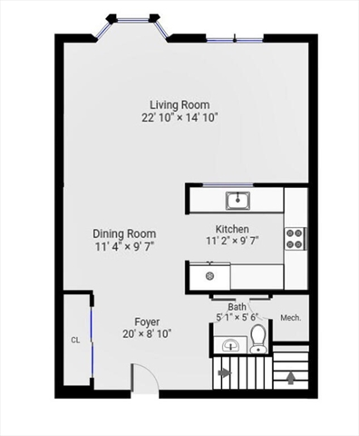 391 Pleasant Street Melrose MA 02176