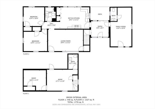 7 Pattison Avenue Dudley MA 01571