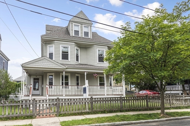 36 Milwood Street Boston MA 02124