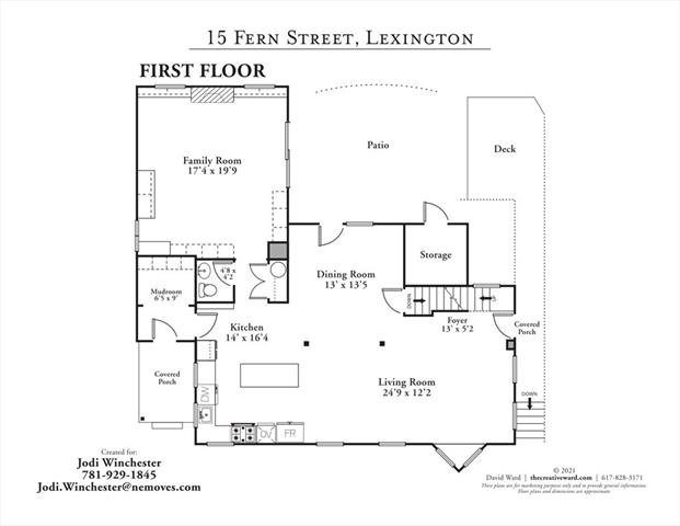 15 Fern Street Lexington MA 02421