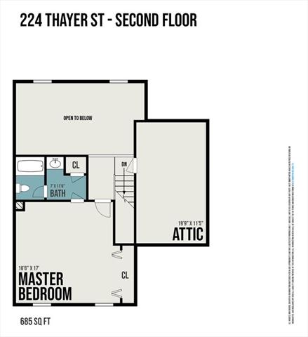 224 Thayer Street Abington MA 02351