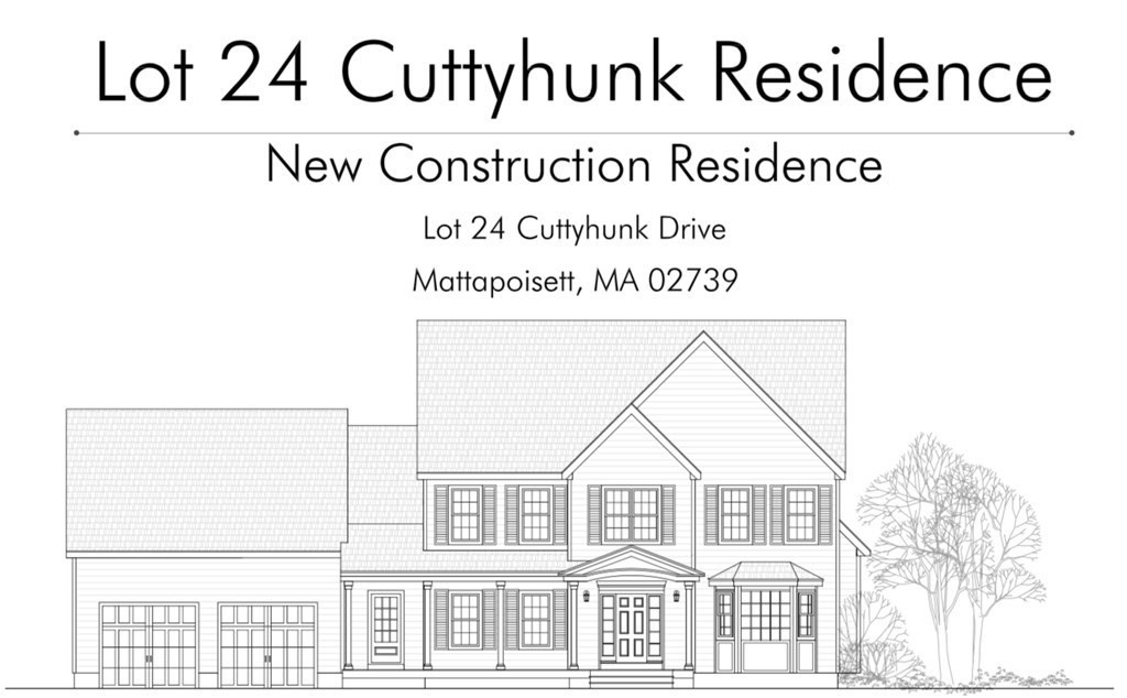 Welcome to this exciting new community! Introducing this thoughtfully designed Colonial with a spacious floor plan. The first floor features a large eat-in kitchen, family room with fireplace and slider to deck, formal dining room, formal living room, mud room, and half bath. The second floor includes the master bedroom with walk in closet and full bathroom, 2 additional bedrooms, another full bath, and the laundry room. Highlights of this property include hardwood floors, tile, granite, central air, two car garage, rear deck, front porch, and maintenance free vinyl exterior. This is an excellent opportunity to own new construction nestled in a desirable area! Call for your appointment today!