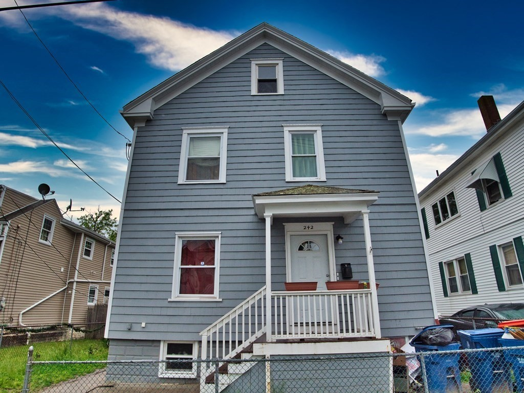 Newly renovated 2 family with updated gas, electric and plumbing. Clean units, large backyard and great rents. Updated modern units with 3 bedrooms. Perfect for owner occupied or investors looking to cash flow. Highest and best 5pm Monday, June 7th.