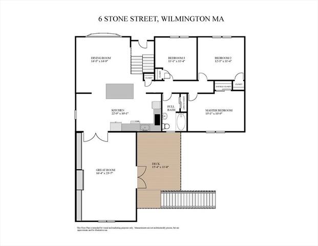 6 Stone Street Wilmington MA 01887