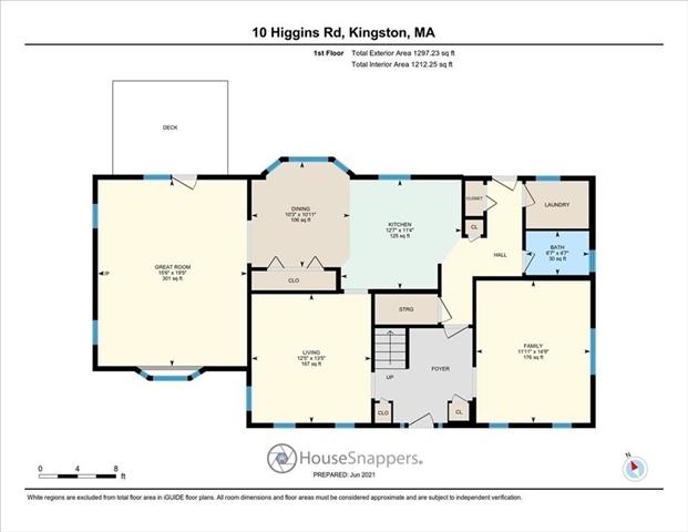10 Higgins Road Kingston MA 02364