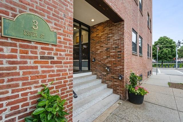 3 Essex Street Boston MA 02129