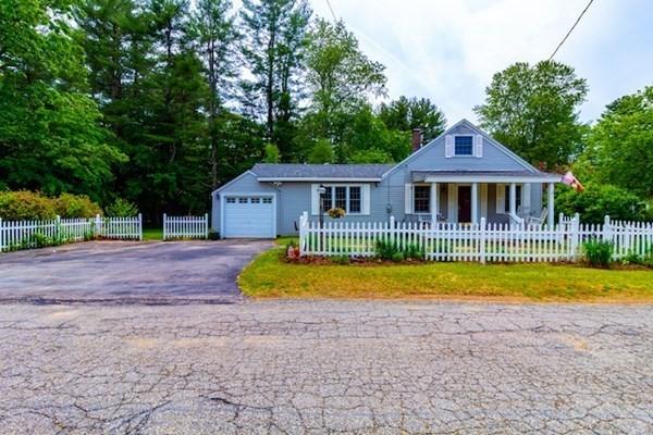 1 Lake View Avenue Brookfield MA 01506