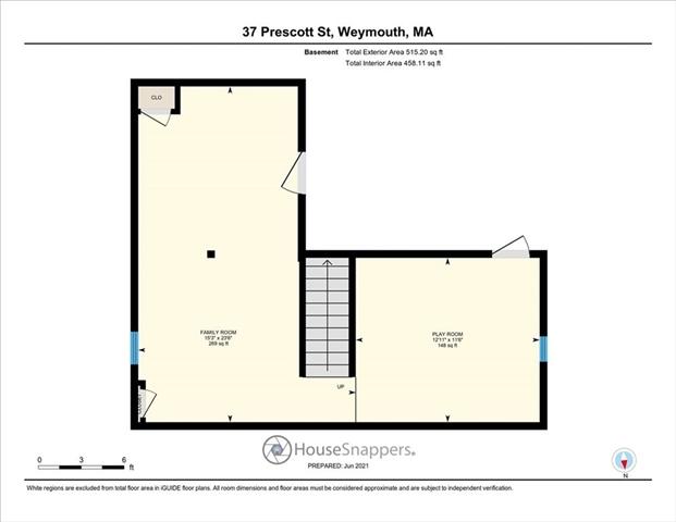 37 Prescott Street Weymouth MA 02190