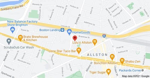 32 Blaine Street Boston MA 02134