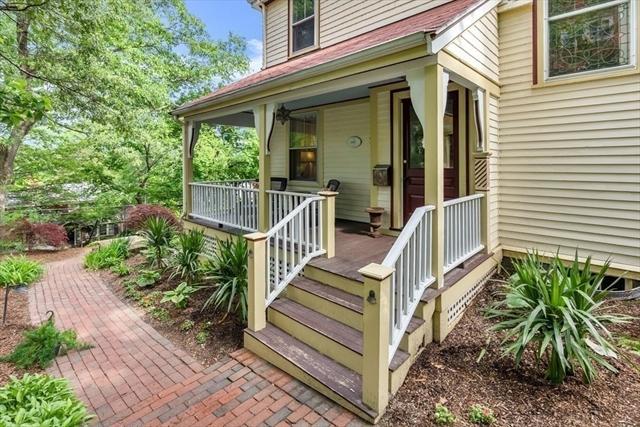 57 Grove Hill Avenue Newton MA 02460