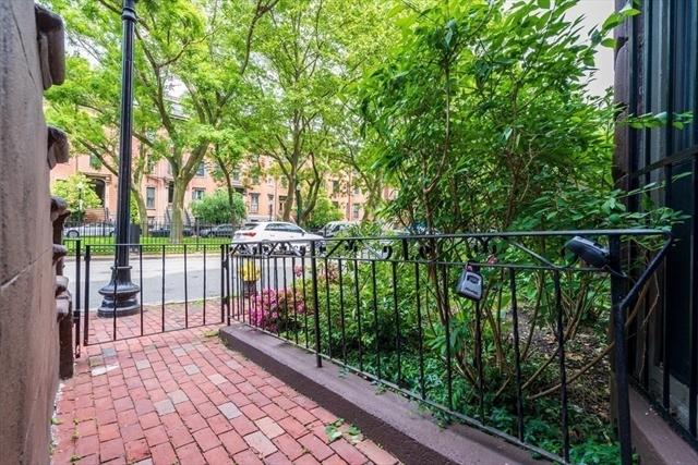 17 Worcester Square Boston MA 02118