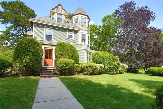 137 Mt. Vernon Street Boston MA 02132