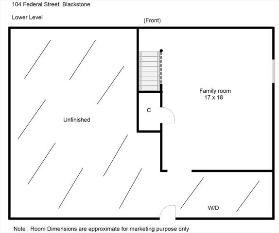 104 Federal Street Blackstone MA 01504