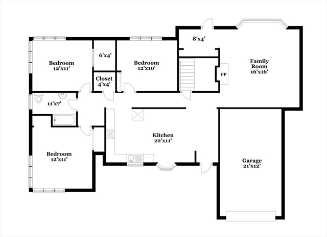 6 Lothrop Street Easton MA 02356