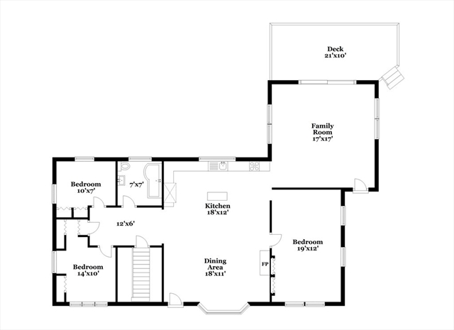 106 Massapoag Avenue Easton MA 02356