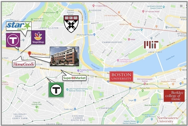 20 Penniman Road Boston MA 02134