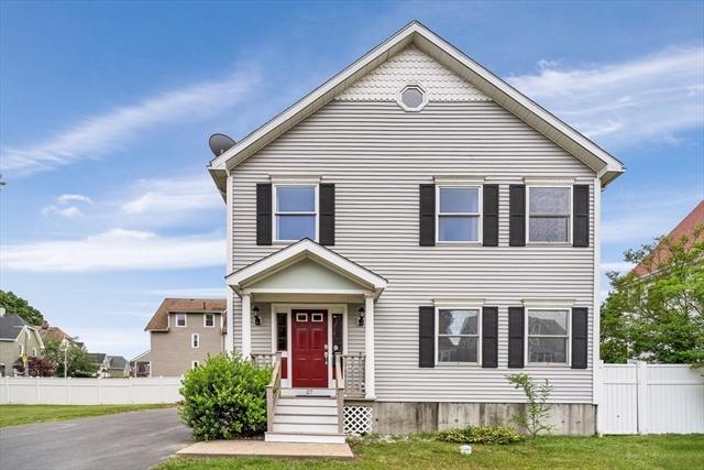 27 Richfield Street Boston MA 02125
