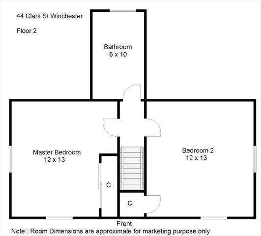 44 Clark Street Winchester MA 01890