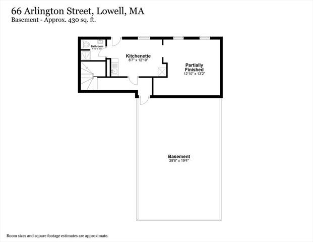 64 Arlington Street Lowell MA 01854